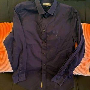 Authentic Alexander McQueen mens shirt like new